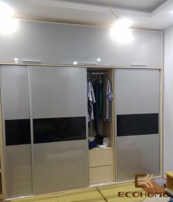 tủ quần áo laminate