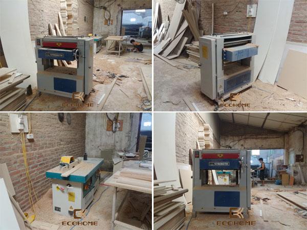 hình ảnh xưởng đồ gỗ uy tín hà nội