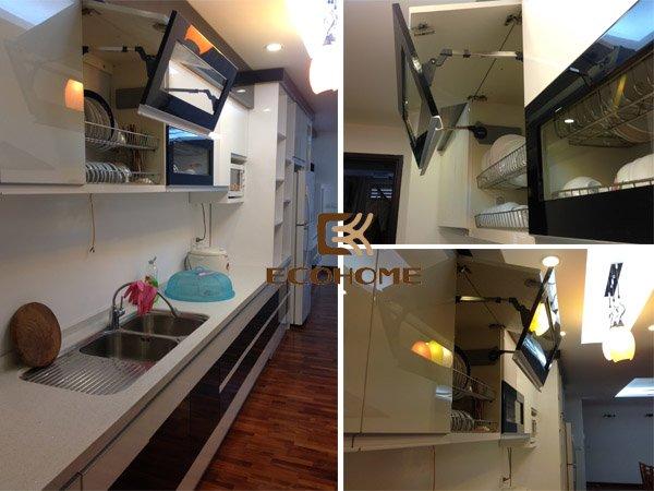 thiết kế tủ bếp uy tín thanh hóa