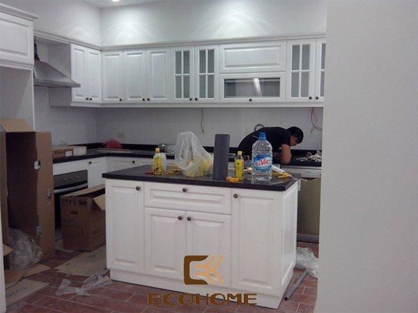 thiết kế tủ bếp cao cấp tại thanh hóa