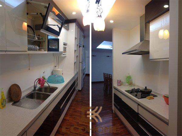 tủ bếp cao cấp hà nội