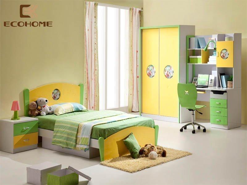 thi công nội thất phòng trẻ em