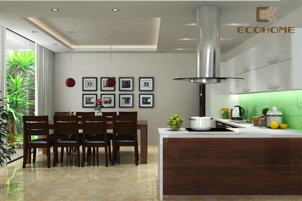 thiết kế tủ bếp tại thanh hóa