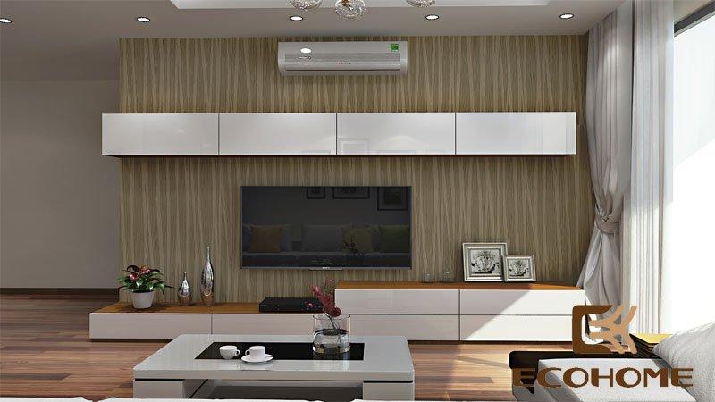 tủ kệ tivi đơn giản phòng khách