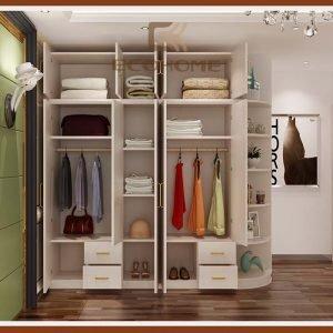 tủ quần áo hiện đại