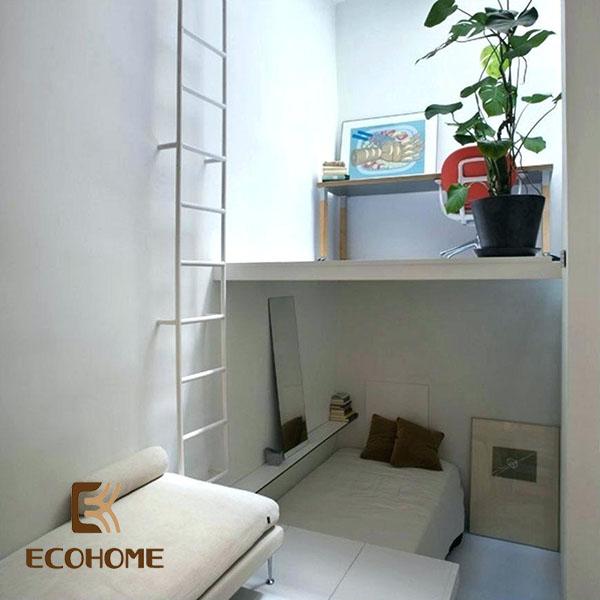 thiết kế phòng ngủ nhỏ 10