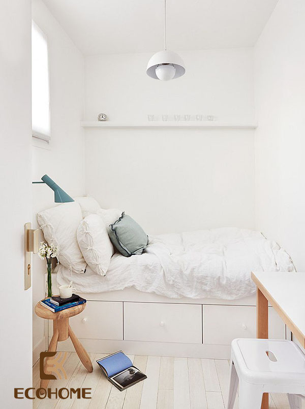 thiết kế phòng ngủ nhỏ 11