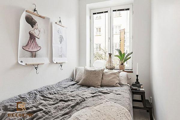 thiết kế phòng ngủ nhỏ 14