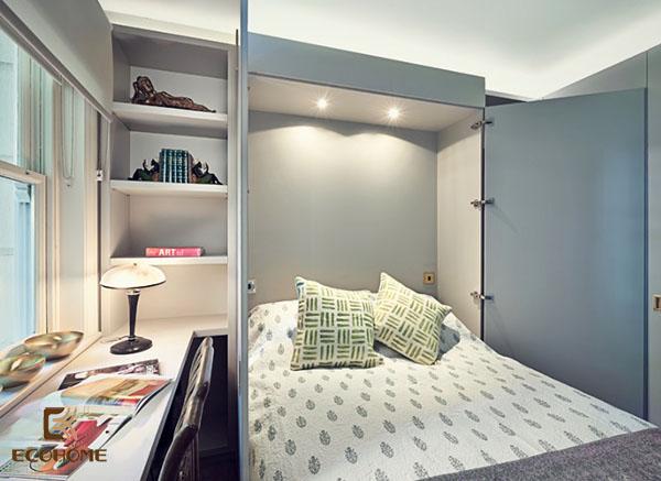 thiết kế phòng ngủ nhỏ 18