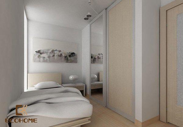 thiết kế phòng ngủ nhỏ 20