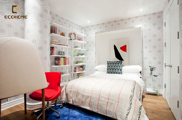 thiết kế phòng ngủ nhỏ 22