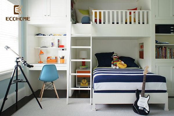 thiết kế phòng ngủ nhỏ 24