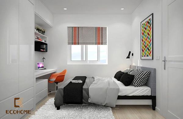 thiết kế phòng ngủ nhỏ 26