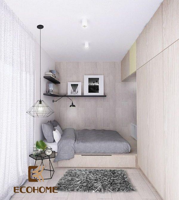 thiết kế phòng ngủ nhỏ 27