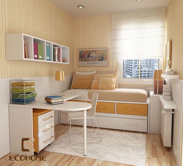 thiết kế phòng ngủ nhỏ 29