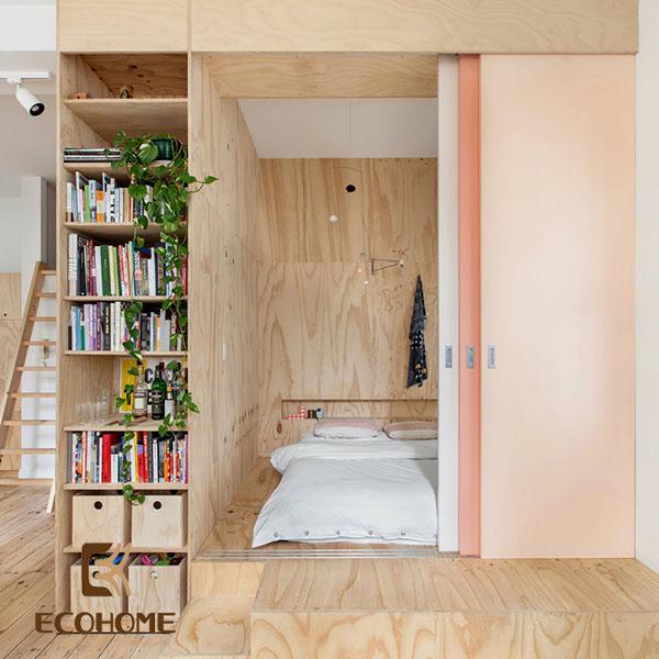 thiết kế phòng ngủ nhỏ 9