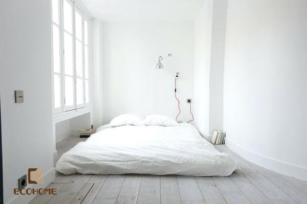 cách bố trí phòng ngủ diện tích nhỏ 1