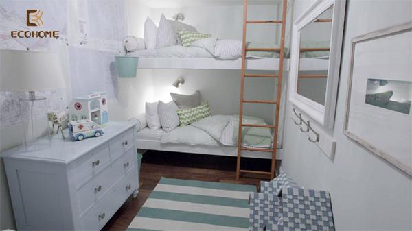 cách bố trí phòng ngủ diện tích nhỏ 9