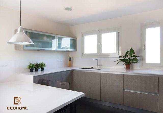 thiết kế bếp nhà cấp 4 (4)