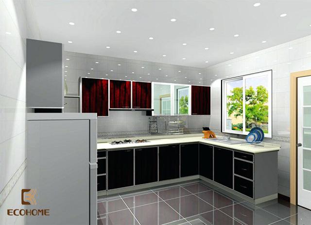 thiết kế bếp nhà cấp 4 (5)