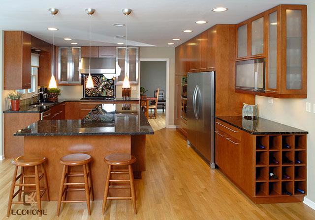 thiết kế bếp nhà cấp 4 (7)
