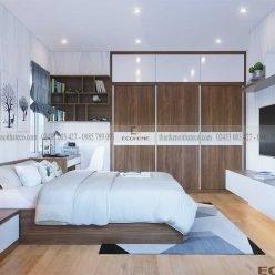 nội thất chung cư five star