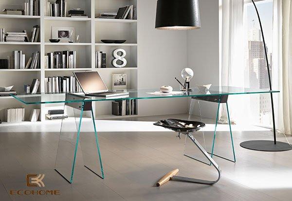 bàn làm việc đơn giản tại nhà 14