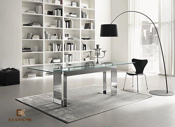 bàn làm việc đơn giản tại nhà 15