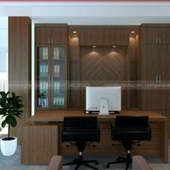 công ty thiết kế nội thất văn phòng tphcm 1