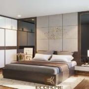 mẫu giường ngủ gỗ công nghiệp Eco16 (1)