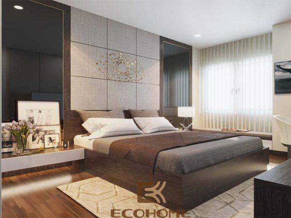 mẫu giường ngủ gỗ công nghiệp eco16 (2)