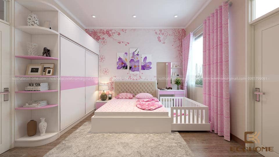 nội thất phòng ngủ giá rẻ 3