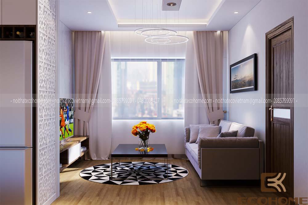 thiết kế nội thất chung cư an bình city 1