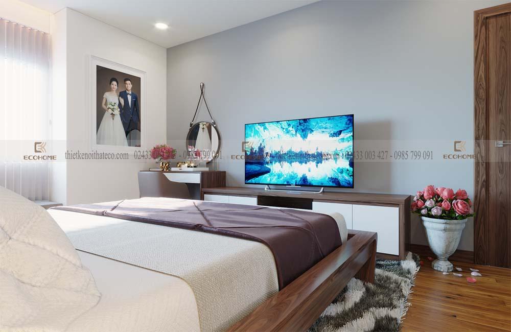 thiết kế nội thất phòng ngủ 20
