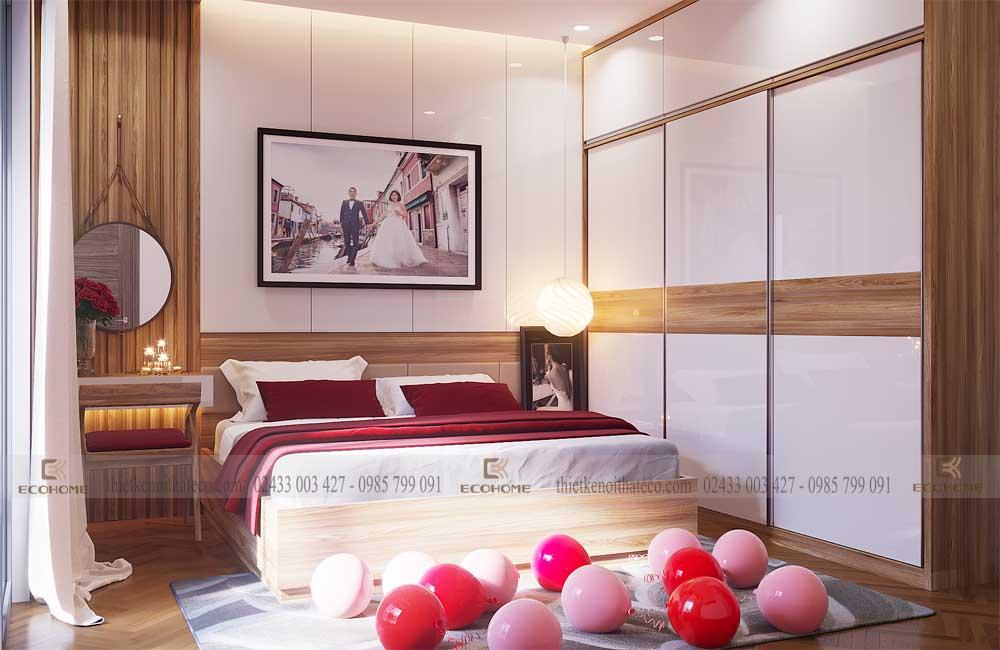 thiết kế nội thất phòng ngủ 21