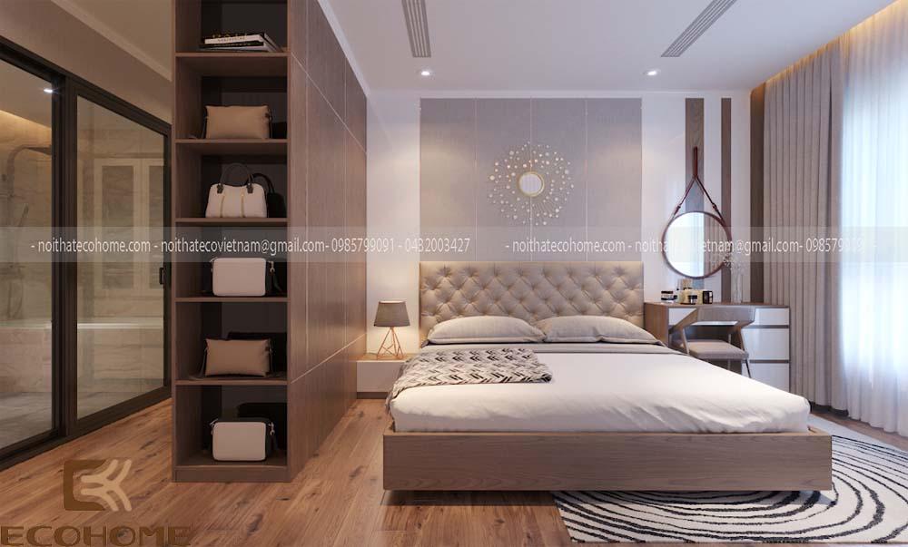 thiết kế nội thất phòng ngủ 22