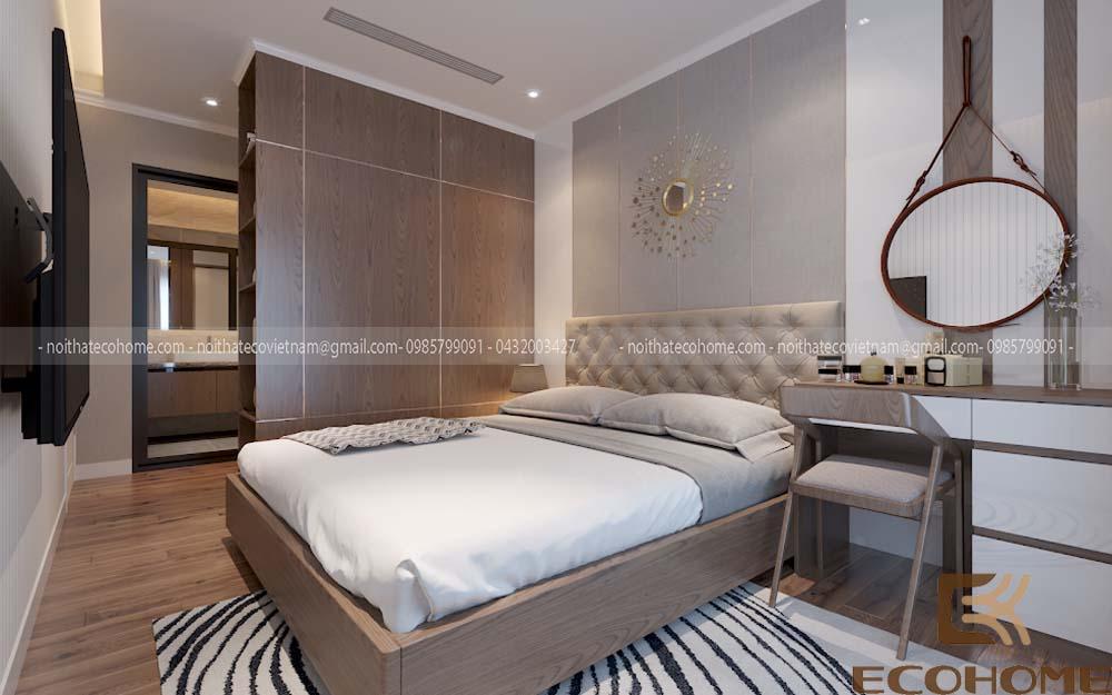 thiết kế nội thất phòng ngủ 24