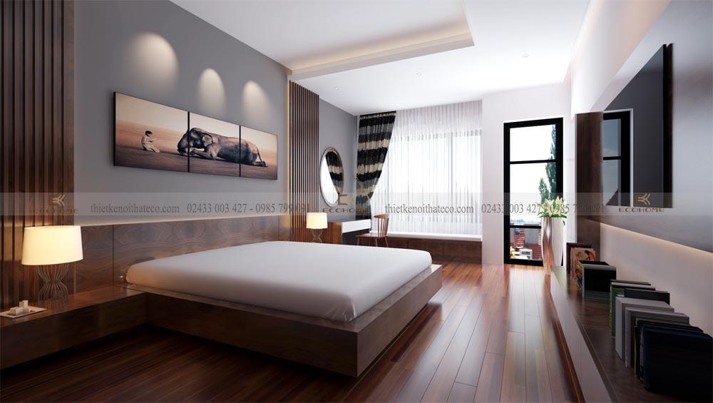 thiết kế nội thất phòng ngủ 33