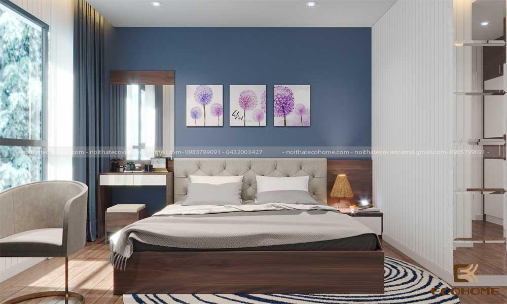 thiết kế nội thất phòng ngủ 35