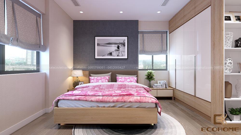 thiết kế nội thất phòng ngủ 38