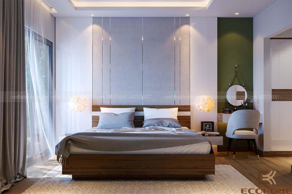 thiết kế nội thất phòng ngủ 48