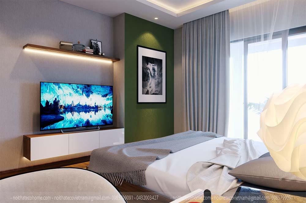 thiết kế nội thất phòng ngủ 49