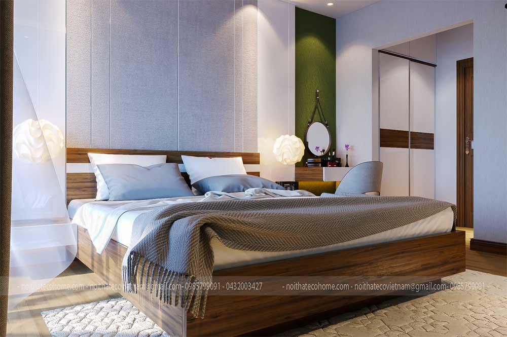 thiết kế nội thất phòng ngủ 50