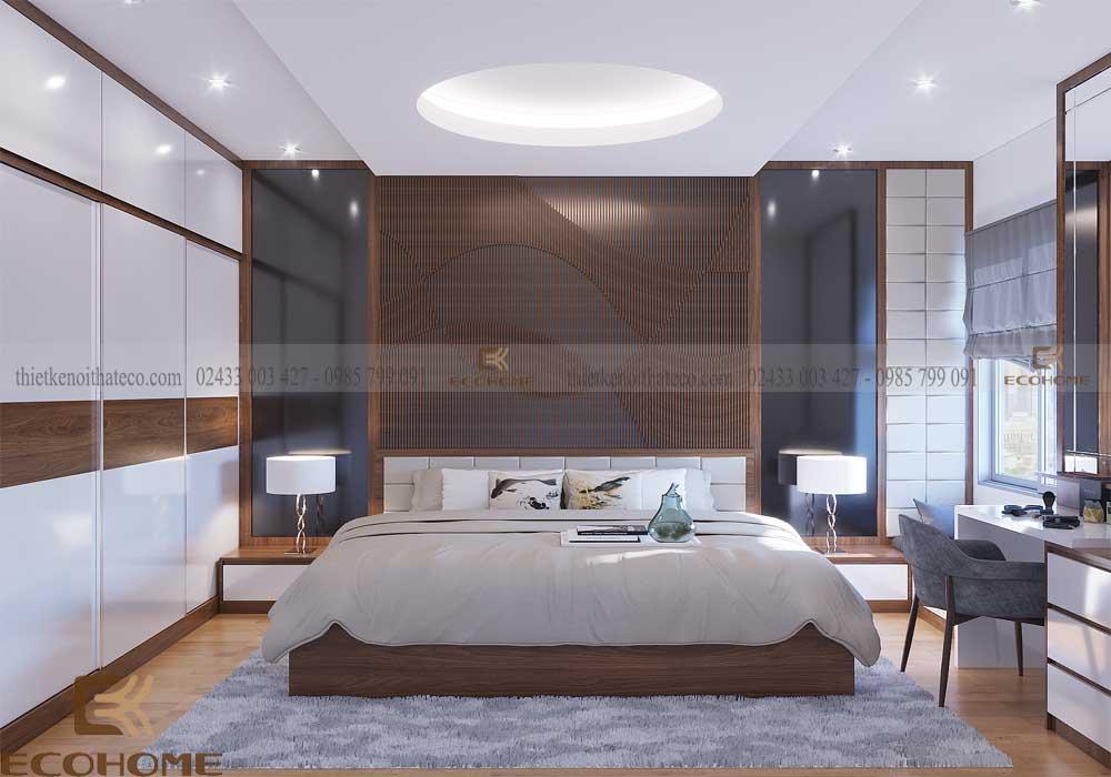 thiết kế nội thất phòng ngủ 7