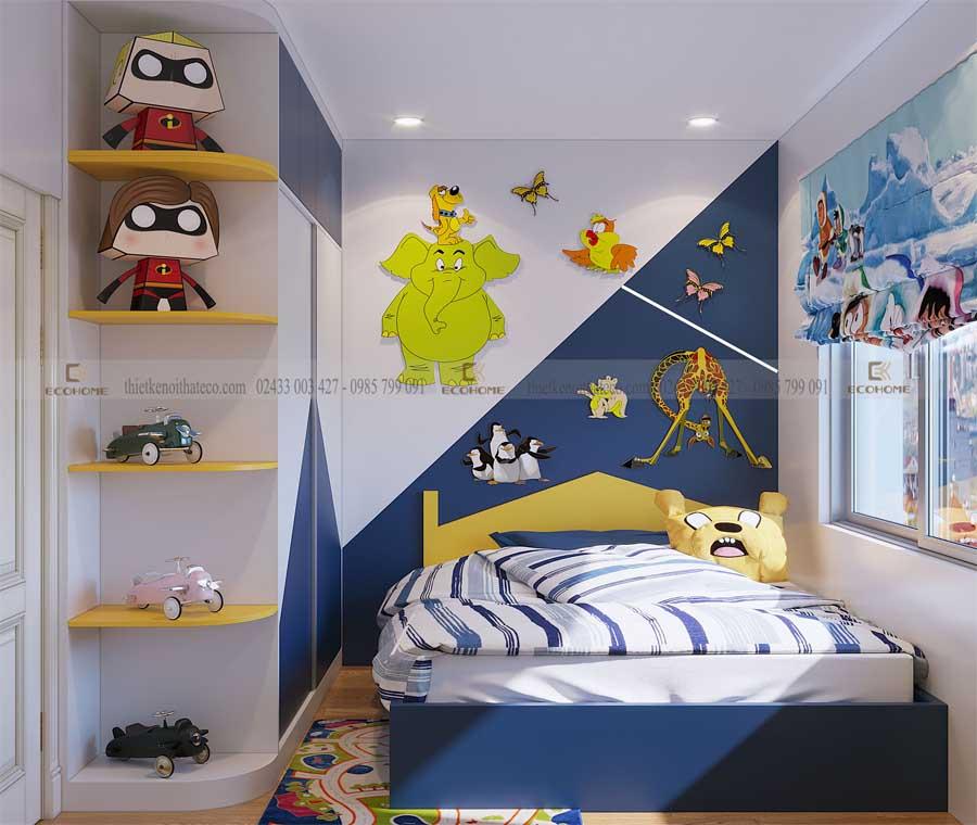 thiết kế nội thất trẻ em ECO9 (1)