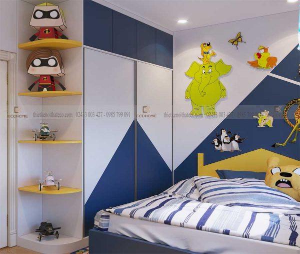 thiết kế nội thất trẻ em ECO9 (2)