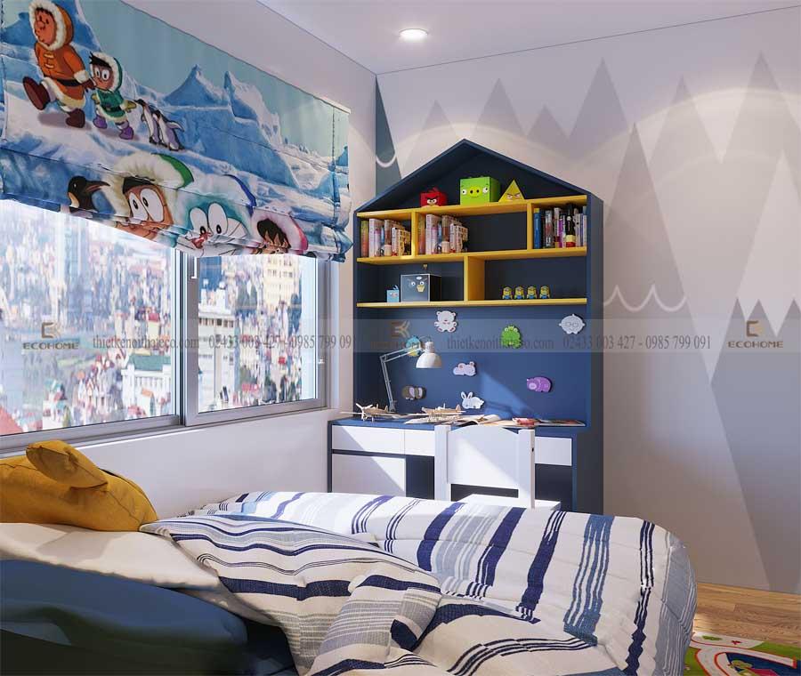 thiết kế nội thất trẻ em ECO9 (3)