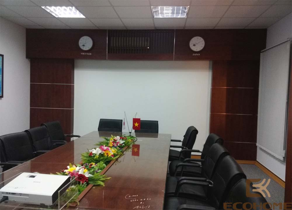 thiết kế nội thất văn phòng công ty cổ phần đầu tư vĩnh cát 2