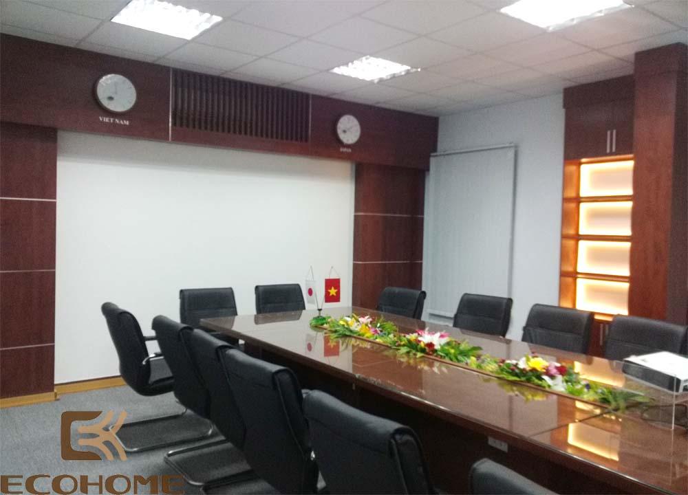 thiết kế nội thất văn phòng công ty cổ phần đầu tư vĩnh cát 3