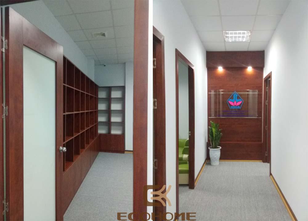 thiết kế nội thất văn phòng công ty cổ phần đầu tư vĩnh cát 4